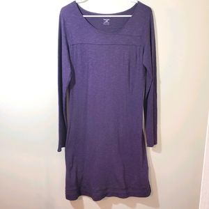 Horny Toad purple dress size M